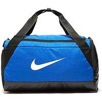 Nike Brasilia Small Duffle Bag - Royal/White - Womens