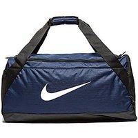 Nike Brasilia Medium Duffle Bag - Navy - Mens