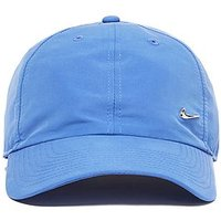Nike Side Swoosh Cap - Blue/Silver - Mens