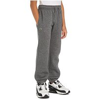 Lacoste Small Logo Track Pants Children - Charcoal - Kids