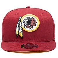 New Era NFL Washington Redskins Snapback Cap - Red - Mens
