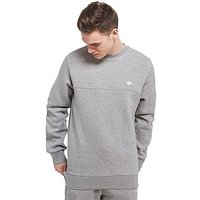 adidas Originals Trefoil Crew Sweatshirt - Grey - Mens