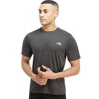 The North Face Reaxion T-Shirt - Dark Grey - Mens