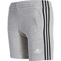 adidas Linear Shorts Children - Grey/Black - Kids