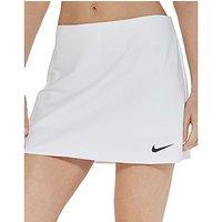 Nike Court Power Spin Skirt - White - Womens