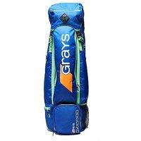 Grays GX10000 Hockey Kit Bag - Blue/Green - Mens
