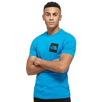 The North Face Fine Box T-Shirt - Blue - Mens