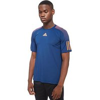 adidas Barricade T-Shirt - Dark Blue - Mens