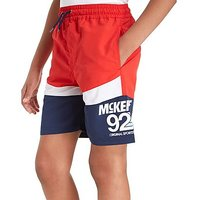 McKenzie Spring Swim Shorts Junior - Red - Kids