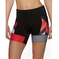 Zoot Ultra Tri 6 Inch Triathalon Shorts - Black - Womens