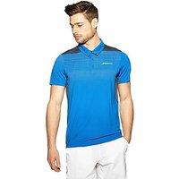 Babolat Performance Polo Shirt - Blue - Mens