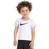 Nike Air T-Shirt Infant - White/Grey Marl - Kids