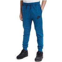 Nike Tech Fleece Pants Junior - Blue - Kids