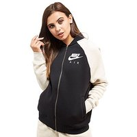 Nike Air Bomber Jacket - Black/Oatmeal - Womens