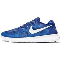 Nike Free Rn - Blue - Mens