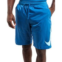 Nike Woven Hybrid Shorts - Industrial Blue - Mens