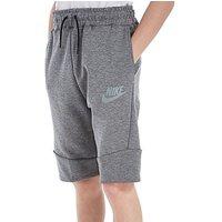 Nike Tech Fleece Short Junior - Grey - Kids