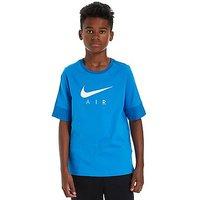 Nike Air T-Shirt Junior - Blue - Kids