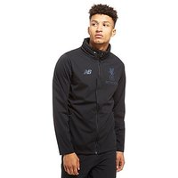 New Balance Liverpool FC 2017 Rain Jacket - Black - Mens