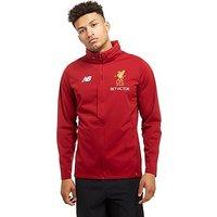 New Balance Liverpool FC 2017 Rain Jacket - Red - Mens