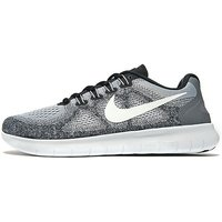 Nike Free Run Womens - Grey/White - Womens