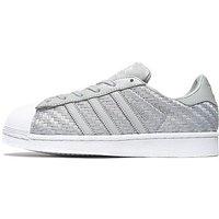 adidas Originals Superstar Woven Womens - Grey - Womens