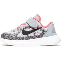Nike Free RN Infant - Grey/Pink - Kids