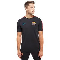 Nike Barcelona Squad Training Top - Black - Mens