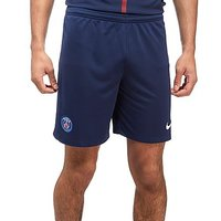 Nike Paris Saint Germain 2017/18 Home Shorts - Navy - Mens