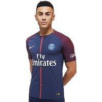 Nike Paris Saint Germain Home 2017/18 Vapor Match Shirt - Navy - Mens