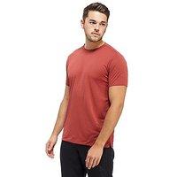 adidas Freelift Climachill T-Shirt - Red - Mens