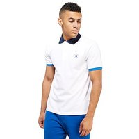 Converse Chuck Tip Polo Shirt - White/Navy/Blue - Mens