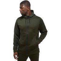 Under Armour Icon Full Zip Hoody - Dark Green - Mens