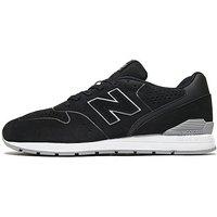 New Balance 996 - Black/Grey - Mens