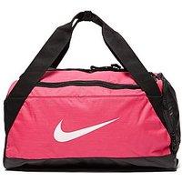 Nike Brasilia Small Duffle Bag - Pink - Womens