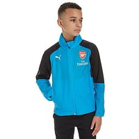 PUMA Arsenal FC 2017 Rain Jacket Junior - Blue - Kids