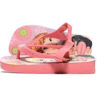 Havaianas Frozen Flip Flops Infant - Rose - Kids
