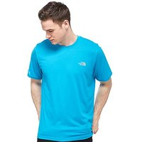 The North Face Reaxion T-Shirt - Blue - Mens