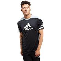 adidas Sereno T-Shirt - Black - Mens