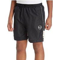 Sergio Tacchini Stanny Shorts Junior - Black - Kids