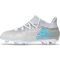 adidas X 17.1 FG Children - White - Kids
