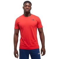 The North Face New Box 17 T-Shirt - Red - Mens