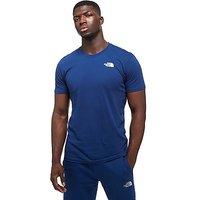 The North Face New Box 17 T-Shirt - Blue - Mens