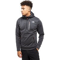 The North Face Mittelegi 1/4 Zip Hoody - Grey - Mens