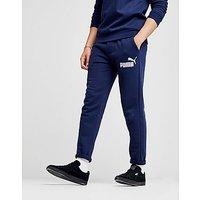 PUMA Core Logo Pants - Navy - Mens