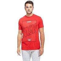 McKenzie Darkblade T-Shirt - Red - Mens