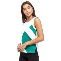 adidas Equipment EQT Tank Top - White/Green - Womens
