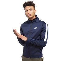 Nike Tribute Track Top - Navy/White - Mens