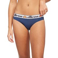 Ellesse Tape Bikini Briefs - Navy - Womens