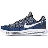 Nike LunarEpic Flyknit 2 - Black/Blue - Mens